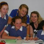 Creative Dragons Junior Class - just the girls :)